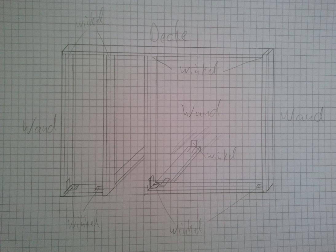 Trennwand Einziehen Ohne Fußboden Parkett Zu Beschädigen ~ Wand im schlafzimmer ohne parkett zu beschädigen