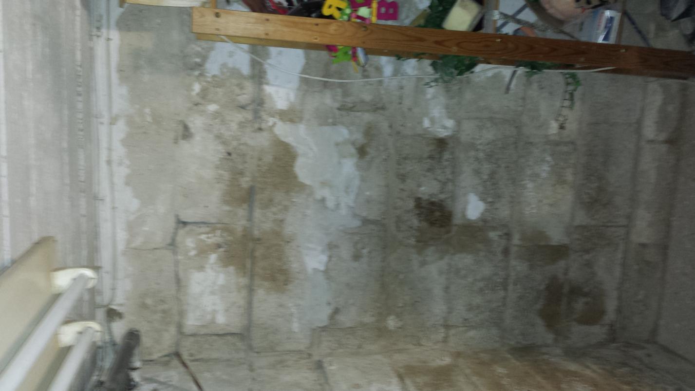 Extrem Leise rieselt der Sand (Kellerwand) ND98