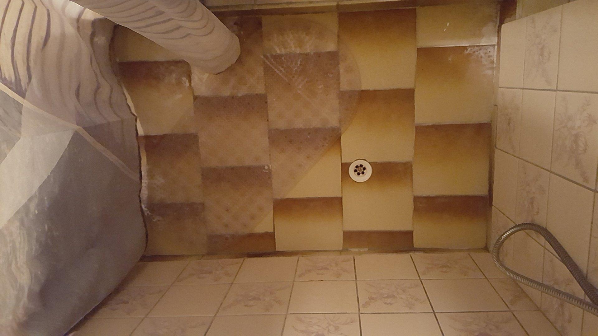 Dusche Erneuern alte geflieste dusche erneuern