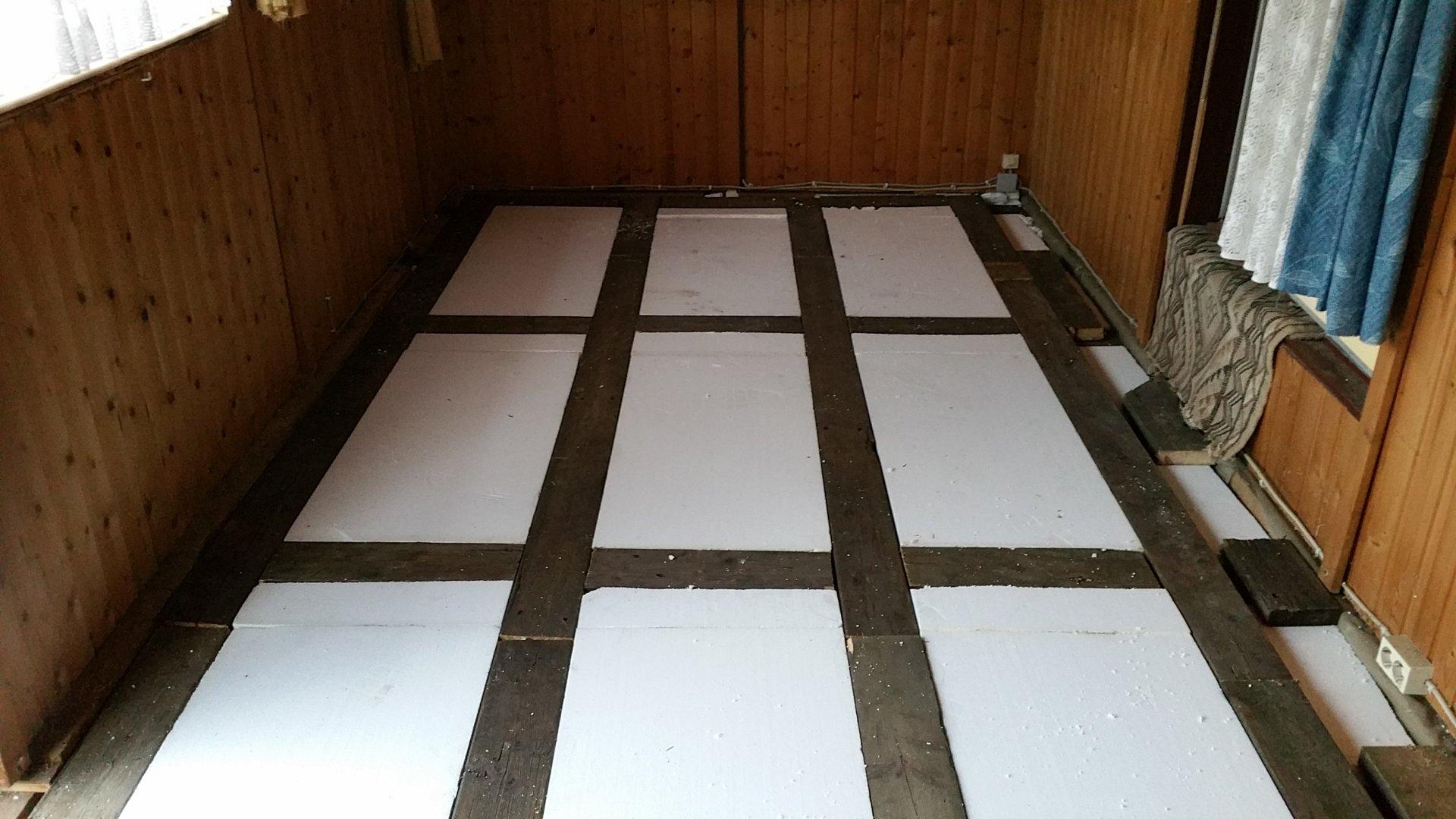 Fußbodenaufbau Fußboden Dämmen ~ Fußboden im gartenhaus dämmen isolierung garage und gartenhaus