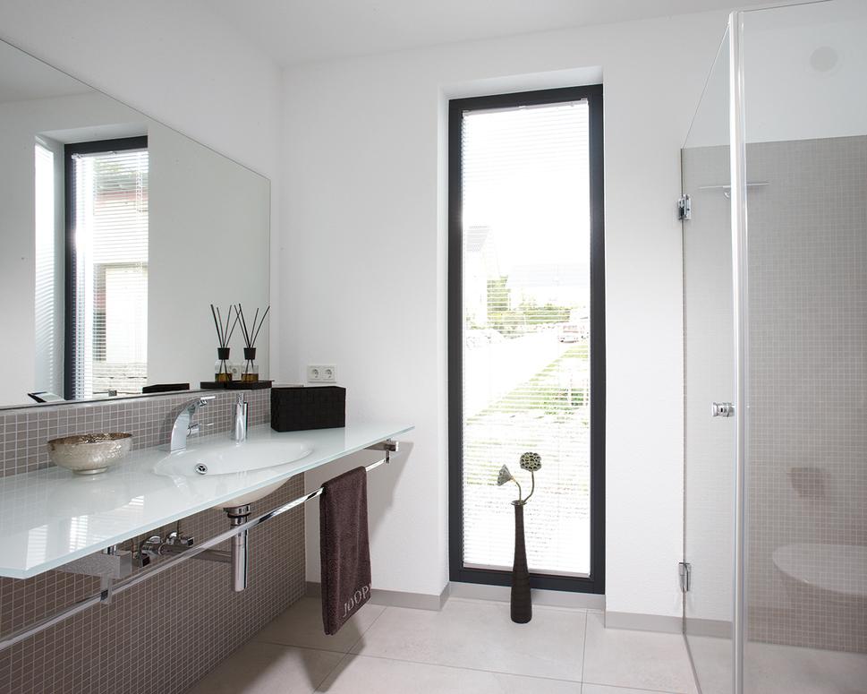 Badezimmer Fenster Cheap Deko Selber Kleine Dekoideen Grun Fur