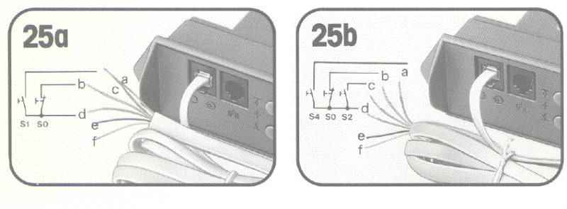 Hervorragend Hörmann Supramatic 3 - vorhandene Taster anschliessen MV89