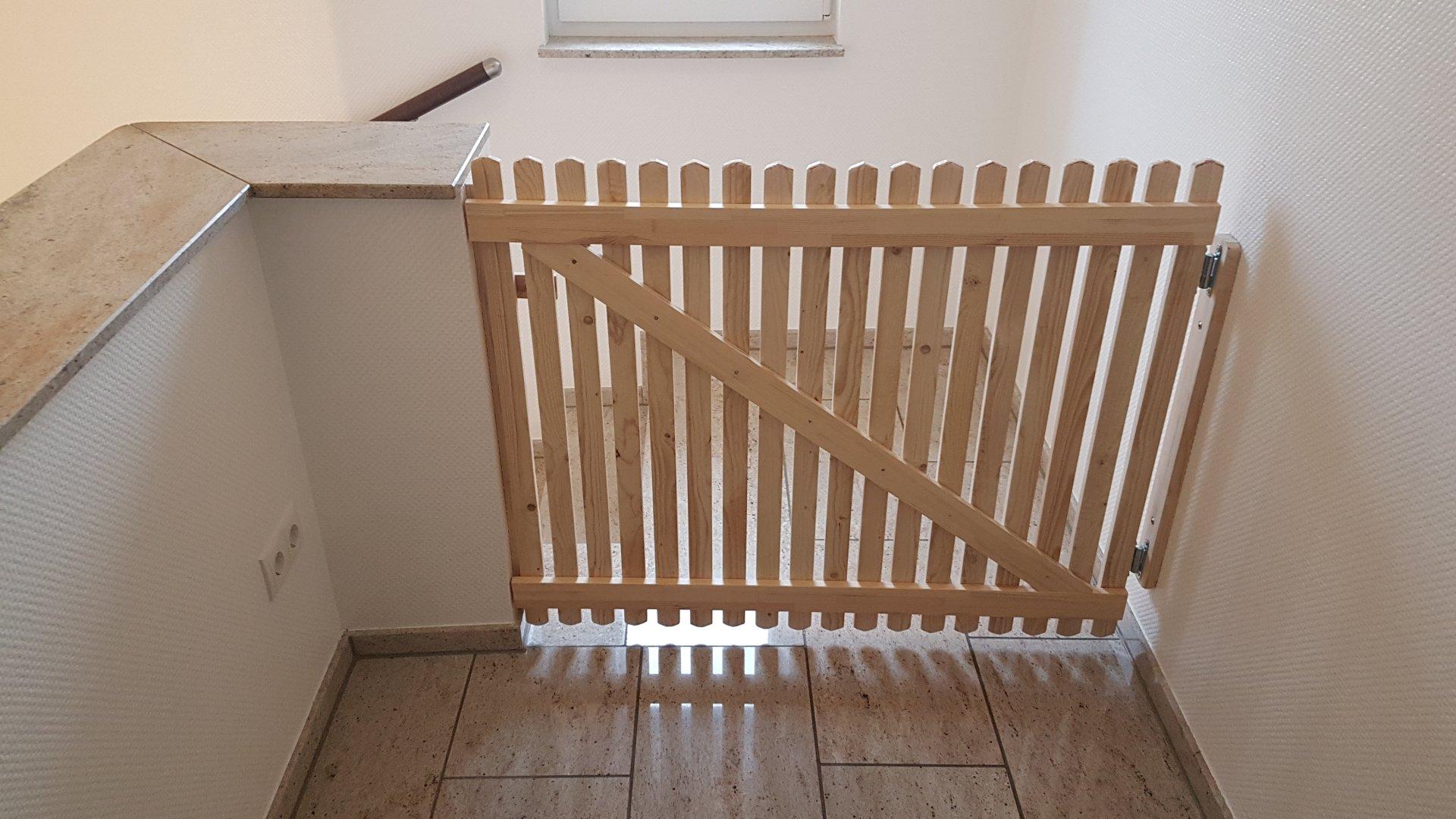 hunderampe für treppe