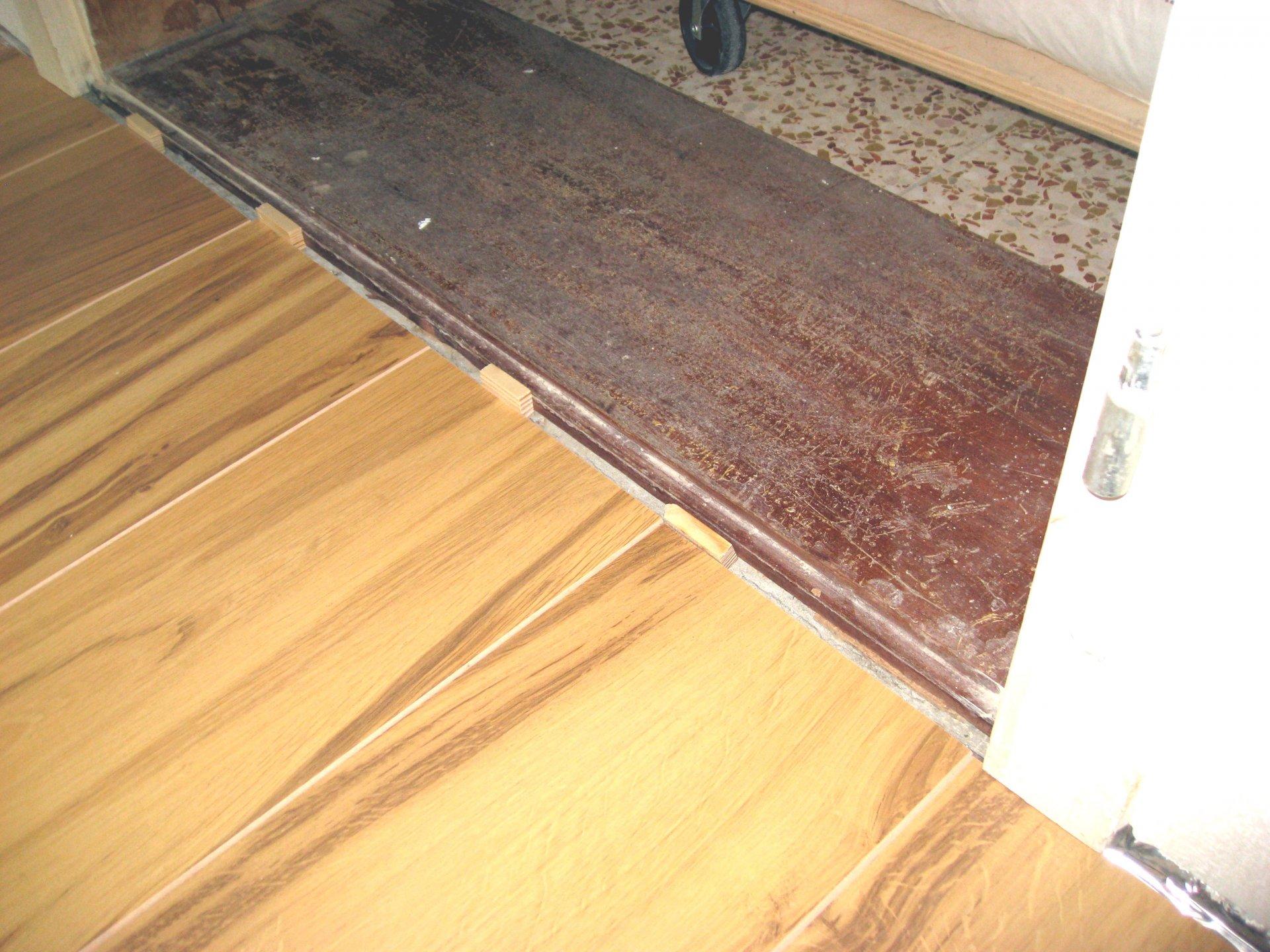 Übergang Laminat Holzschwelle - übergang fliesen laminat ohne schiene