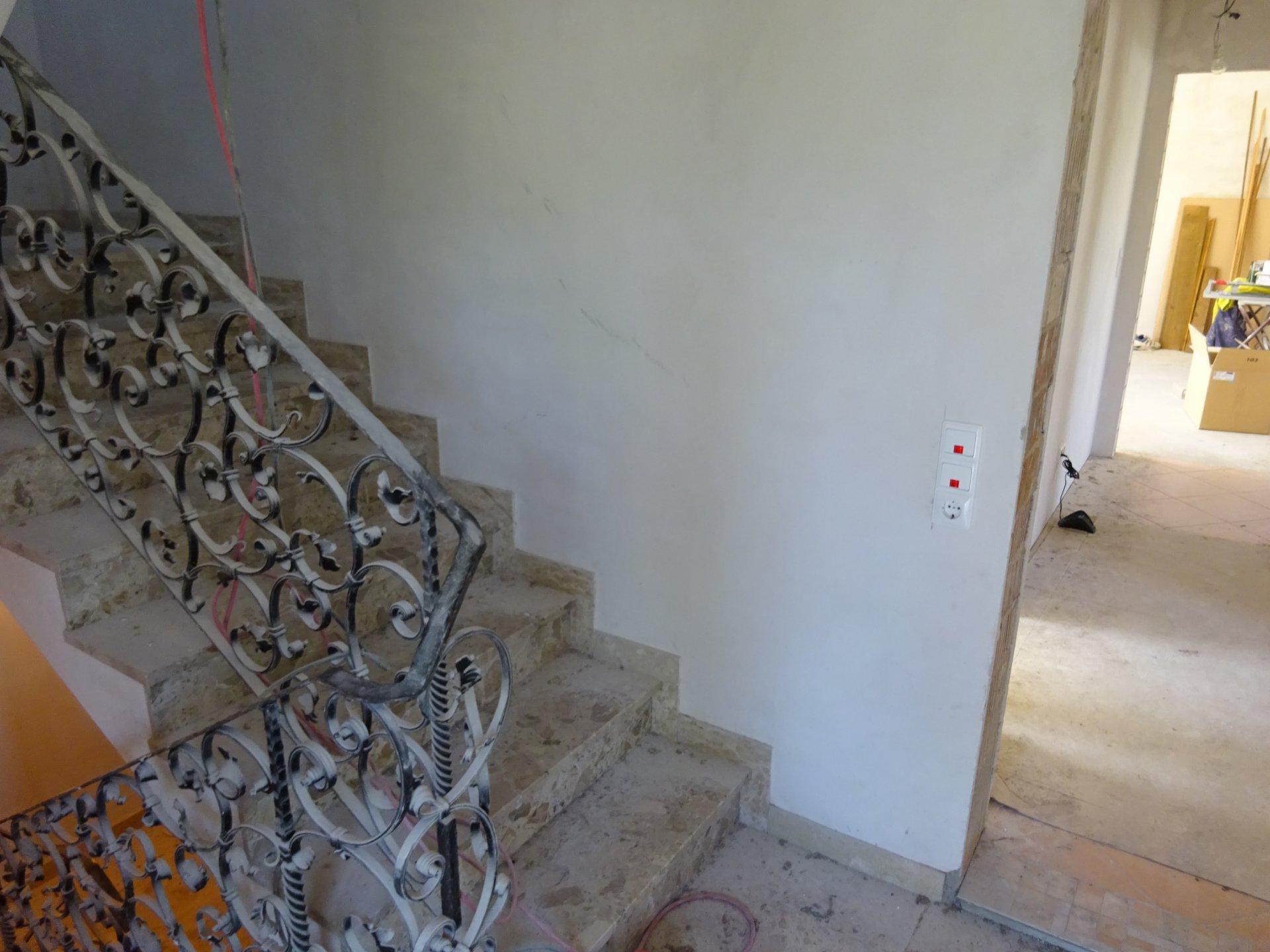 Treppenbrüstung treppenbrüstung in trockenbau