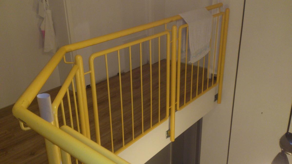 Treppengeländer Verkleiden treppenhausgeländer brüstung in trockenbauweise