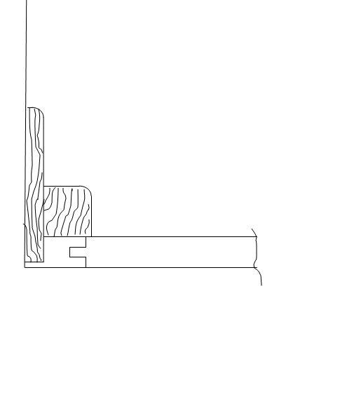 Wand Aufdoppeln fuge zwischen wand und parkett schließen