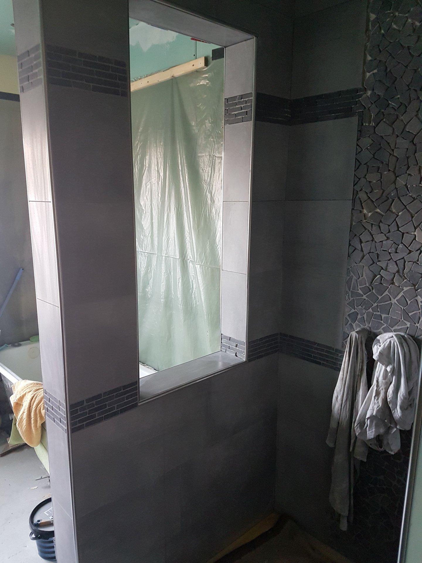 Top Fenster in Dusche HU05
