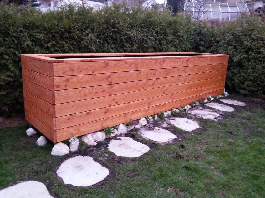 Hochbeet Aus Holz Bauen Hochbeet Selber Bauen Und Bepflanzen