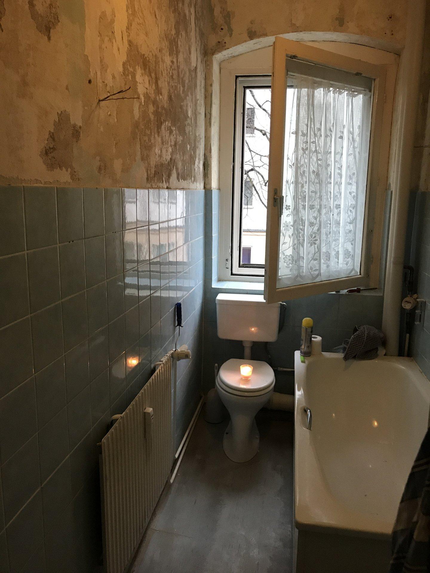 Beautiful Badezimmer Wände Verputzen Pictures - Erstaunliche ...
