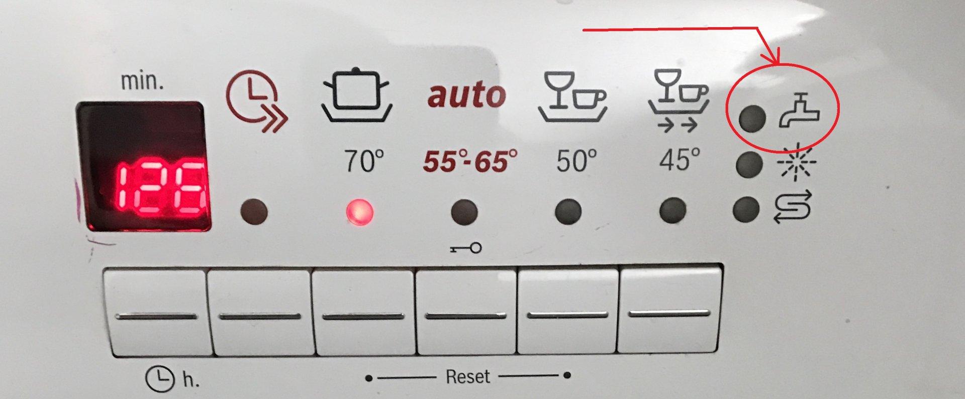 Häufig Bosch Geschirrspüler funktioniert nicht HO43