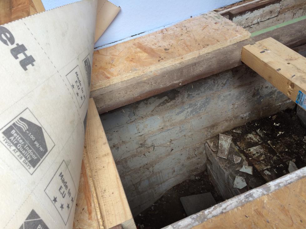 Fußboden Mit Osb Platten Auslegen ~ Osb platten mit pvc im gartenhaus schimmeln