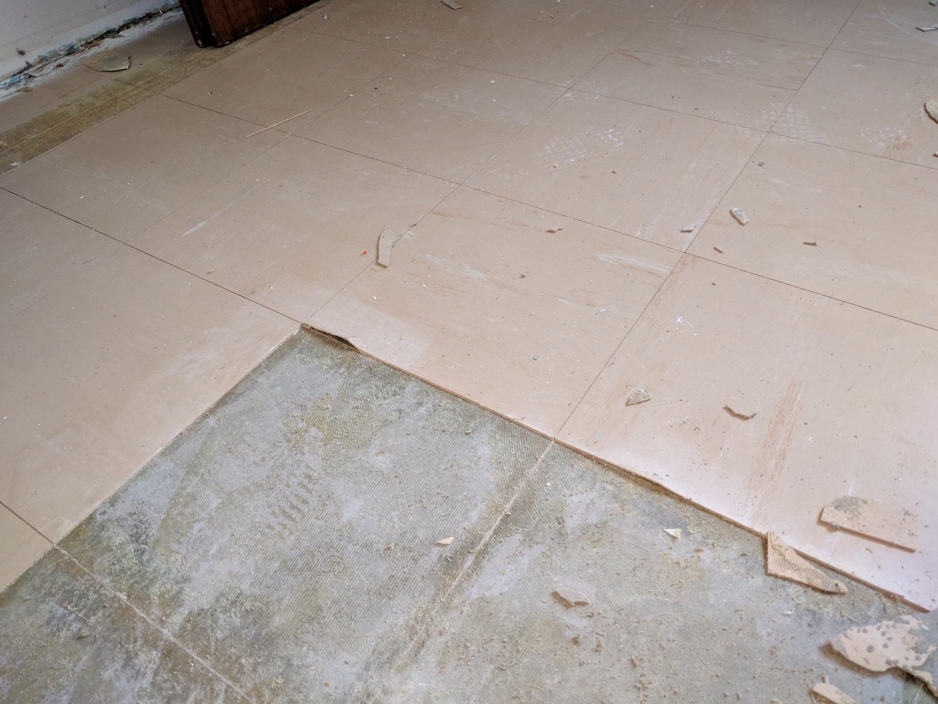 Gut bekannt 1976 PVC Platten Asbest? WG62