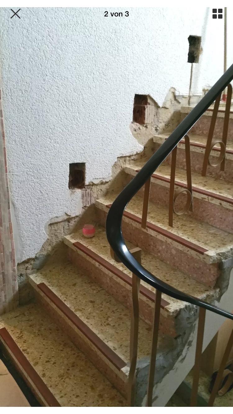 Sehr Alte Steintreppe sanieren Ideen?? | Seite 2 ZY71