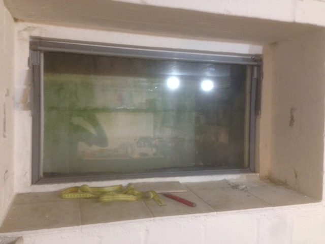 Kellerfenster austauschen, diverse Detailfragen