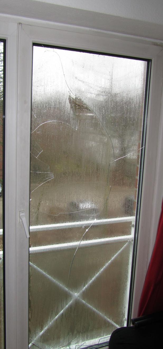 Fabulous Fenstertüre kaputt, und nun? RJ14