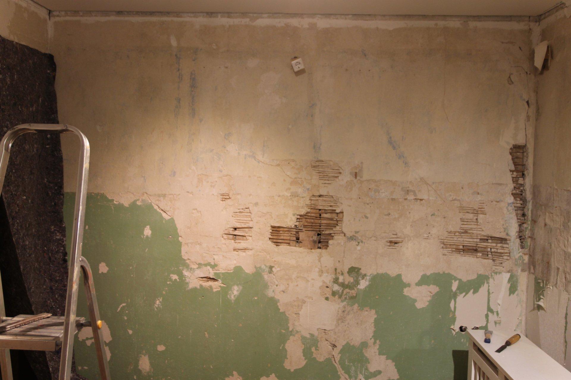 Alte Wand Neu Verputzen Beautiful Zimmerdecke Verputzen With Alte