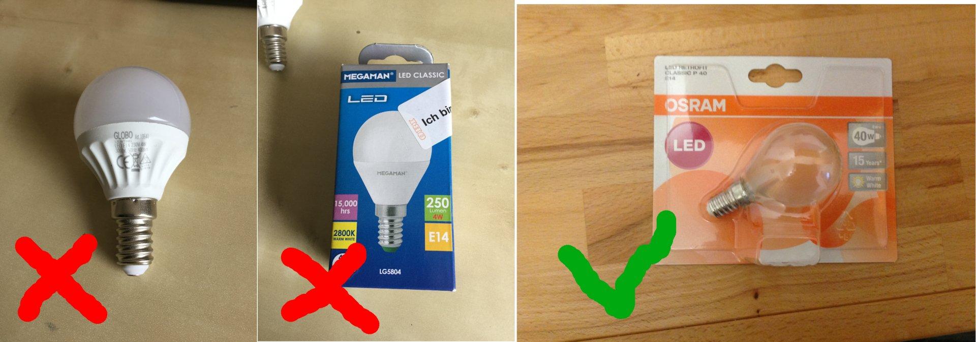 Led lampen flackern nun hab ich an einer 2flammigen lampe zwei osram leds eingebaut und siehe da kein flackern mehr parisarafo Images
