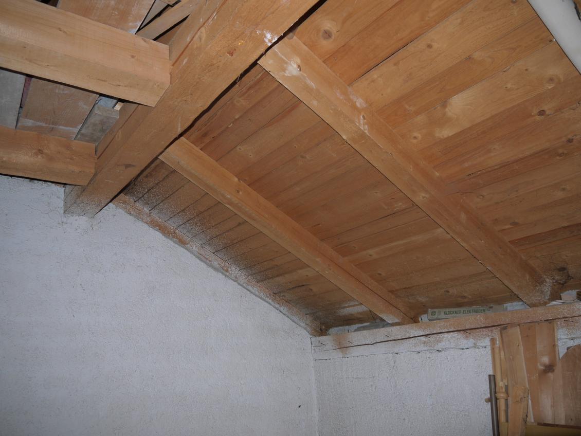 Hwl Platten mal wieder dachboden dämmen