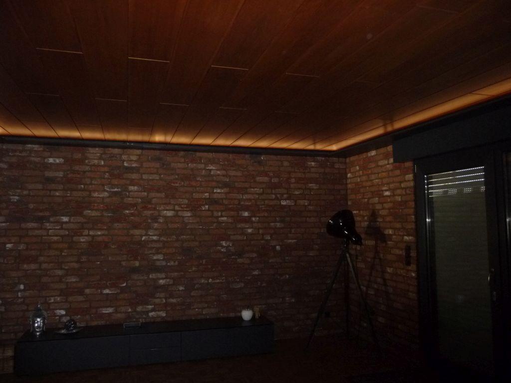Lichtvoute bauen