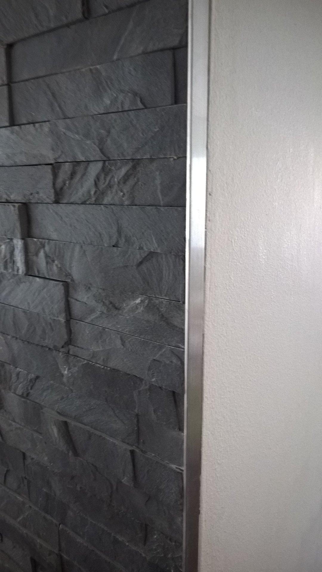 Gestrichene Wand Verputzen. Foto Alpina Farben. Modern Wohnzimmer ...