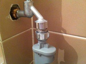 richtige kupplung f r waschmaschinenanschluss. Black Bedroom Furniture Sets. Home Design Ideas