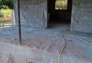 Fußboden Ohne Estrich ~ Neubau mit ziemlich ebenem betonboden verfließen ohne estrich