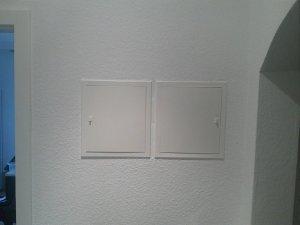 spiegel ber sicherungskasten anbringen. Black Bedroom Furniture Sets. Home Design Ideas