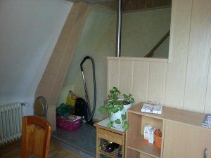 Schrage Tur Fur Dachboden