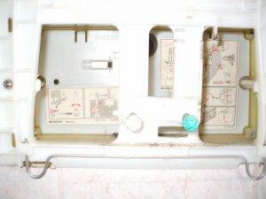 problem mit wc wasserkasten wasser l uft permanent. Black Bedroom Furniture Sets. Home Design Ideas