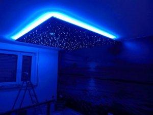 sternenhimmel. Black Bedroom Furniture Sets. Home Design Ideas