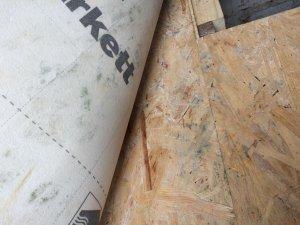 Fußboden Im Gartenhaus Verlegen ~ Osb platten mit pvc im gartenhaus schimmeln