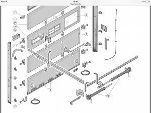 torsionsfedern nachspannen. Black Bedroom Furniture Sets. Home Design Ideas