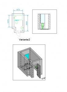 halbhohe st nderwand f r toiletteninstallation suche rat. Black Bedroom Furniture Sets. Home Design Ideas