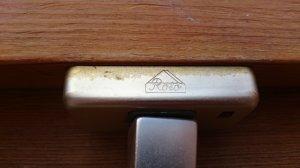 Alte roto fenster instandsetzen oder tauschen - Fenster griffe tauschen ...