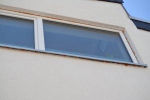 Fenster au en verputzen - Fensterrahmen einputzen ...