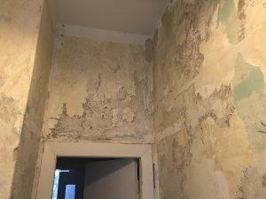Bevorzugt Wand verputzen / Altbau / mit Hindernissen FP53